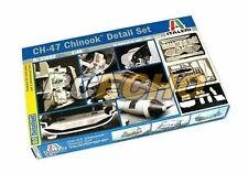 ITALERI Military Model 1/48 Detail Set CH-47 Chinook Detail Set 26002 TA602