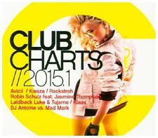 Club Charts 2015.1 - Various Artists - 3 CD - Neu / OVP