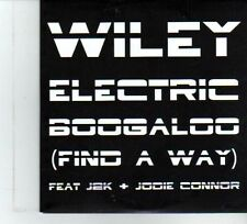 (DW339) Wiley, Electric Boogaloo (Find A Way) - 2010 DJ CD