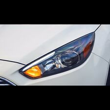 LED  Projector Xenon HID Headlights For Ford Focus Sedan Hatchback 2015~2016+