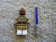 LEGO Star Wars Clone Wars - Rare Original Mace Windu - From 75019 - Excellent