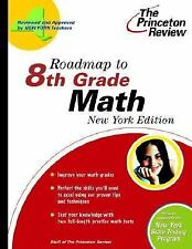 Roadmap to 8th Grade Math, New York Edition (State Test Preparation Guides)