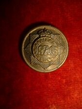 Indian Medical Service KC Large Button, 1 inch Dia. - Firmin Maker