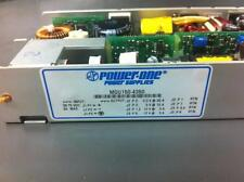 MDU150-4350 Power-One AC/DC Power Supply Quad-OUT 3.3V/5V/12V 30A/15A/3A 150W