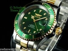 Invicta 18509 Original PRO DIVER SUBMARINER Coin Bezel SW200 Auto TT SS Watch