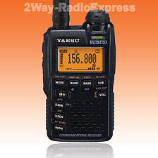 YAESU VR-160 Receiver Scanner, 0.1-1300 MHz CONTINUOUS!! AM, FM, WideFM Modes!