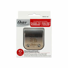 """3/8"""" Oster #76918146 Replacement Blade For Claasic 76 Clipper Size 3 1/2"""