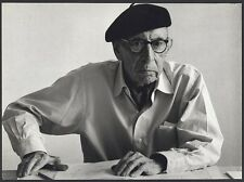 Igor STRAVINSKY (Composer): Original Photo by Tony SNOWDON