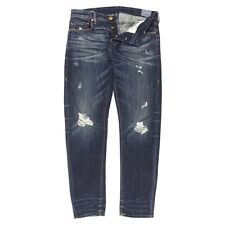 True Religion - Dean Slim Triple Needle Jeans - Size W32 L34 - RRP £300