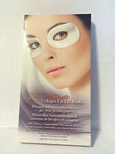Satin Smooth Ultimate Eye Lift Mask Masque, 3 Milk'n Honey Collagen Masks
