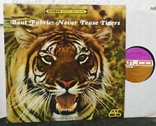 BENT FABRIC - Never Tease Tigers   ATCO  US LP  1966