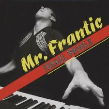 ISREAL PROULX Mr. Frantic CD wild piano rock 'n' roll NEW rockabilly