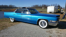 1969 Cadillac DeVille Base Hardtop 4-Door