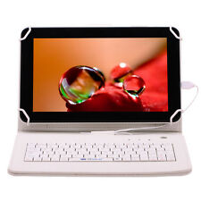 "iRULU eXpro X1Pro HD 9"" Android 4.4 Tablet PC 8GB Quad Core w/Keyboard Folios"