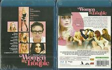 RARE/ BLU RAY - WOMEN IN TROUBLE avec SIMON BAKER / NEUF EMBALLE - NEW & SEALED