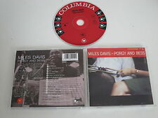 MILES DAVIS/PORGY AND BESS(COLUMBIA-LEGACY CK 65141) CD ALBUM