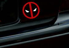 10cm Deadpool 2 Colour Vinyl Decal Car Macbook Laptop iPad Sticker Marvel X-MEN