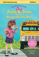 Junie B. Jones and the Stupid Smelly Bus: 20th-Anniversary Full-Color Edition (J