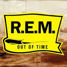 REM New Sealed 2017 25th ANNIV OUT OF TIME BLU RAY & 3 CD BOXSET