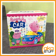 Peppa Pig Battery Operated Car