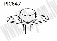 UNI/MSC PIC647 CAN-3 POWER INTEGRATED CIRCUIT