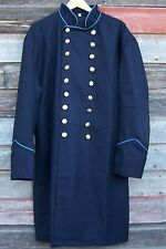 Civil war union federal infantry double breasted frock coat   46