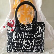 DISNEY MICKEY MOUSE Handbag Clutch Purse Tote Shopper Bag W 32 x H 20 cm (S).