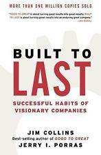Built to Last : Successful Habits of Visionary Companies by Jim Collins and J...