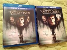 THE QUIET ONES BLU-RAY 2014 MOVIE SUPERNATURAL HORROR PG-13