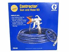 Graco RAC 5 Contractor High Quality Airless Spray Gun 288496 Gun Hose Whip Kit