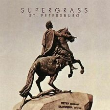 SUPERGRASS ST. PETERSBURG CD NEW AND SEALED