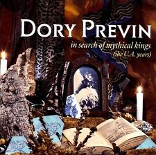 Dory Previn* In Search Of Mythical Kings (UA Years) (EMI) CD
