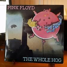 ULTRA RARE PINK FLOYD-THE WHOLE HOG-LP-TOASTED RECORDS-STUDIO DEMOS-ULTRA RARE
