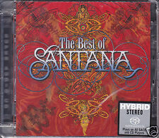 Santana The Best Of Limited Numbered Stereo Hybrid DSD SACD Audiophile CD Sony
