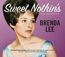Brenda Lee - Sweet Nothin's - The Collection (2015)  2CD  NEW/SEALED  SPEEDYPOST