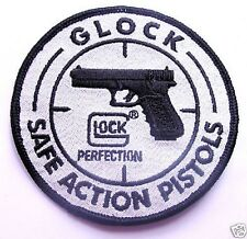 Glock ricamate-patch  Safe Action DA COLLEZIONE