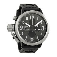 U-Boat 6120 Men's Swiss Automatic Flightdeck Watch