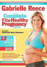 Gabrielle Reece: The Complete Fit and Healthy Pregnancy 2008 by ANCHOR BAY