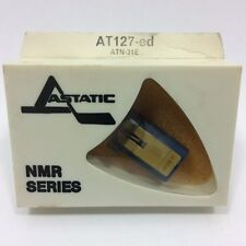 PHONOGRAPH NEEDLE AUDIO-TECHNICA ATN-31E IN ASTATIC PKG AT127-ED, NOS/NIB