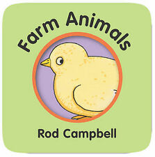 Farm Animals, Campbell, Rod, New Book