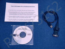 USB Adapter and Driver for Tech 2 / TIS 2000 / DRB III