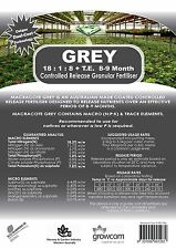 Macracote Grey Fertiliser 10kg Langley Native Plants Fertilizer 8-9M