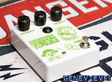 Genevieve FX Green Russian Era Big Muff Recreation - FLASH SALE