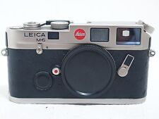 Leica M6 0.72 Non TTL Titan 35mm Rangefinder Film Camera Body Only