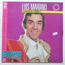 LUIS MARIANO Le prince de l operette 2XLP 2516011