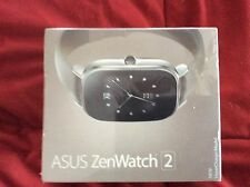 Asus - ZenWatch 2 WI502Q Smartwatch Silver NEW. Factory Sealed