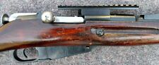 MOSIN NAGANT CUSTOM PICATINNY RAIL AND SCOPE MOUNT FOR HEX RECEIVERED MOSINS!