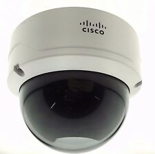 Cisco 2521V IP Dome Surveillance Camera 2520 Series Model CIVS-IPC-2521V