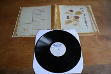 EAR TRUMPET TEST PRESSING LP with sleeve proof 'Bring On The Dirt' rare unplayed