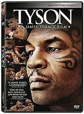 Tyson / Ali - Boxset Collection (DVD, 2010, 4-Disc Set)